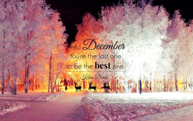 Welcome-December-Wishes-Images