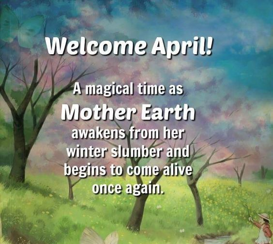 Welcome-April-Images
